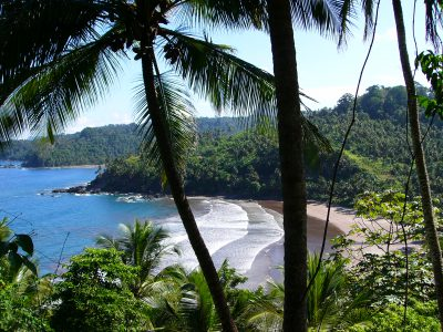 Sao Tome und Principe Rundreise -Aktivurlaub auf Sao Tome und Principe -Bucht - Sao Tomé und Principe - Afrika