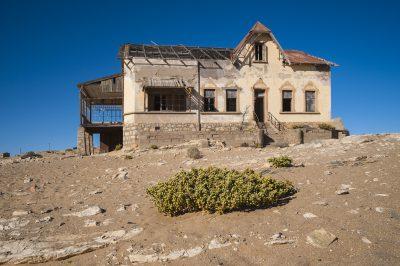 Geisterstadt - Kolmanskop - Namibia