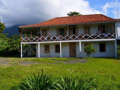 Sao Tome und Principe Rundreise -Haus - Monte Roca - Sao Tome e Principe