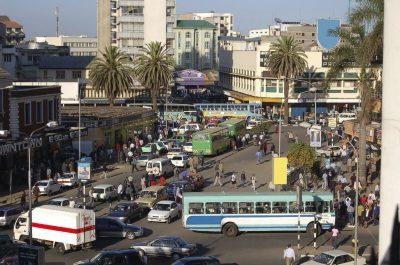 Innenstadt - Nairobi - Kenia
