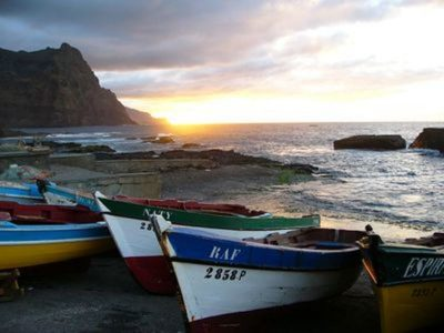 Ponta do Sol - Santo Antao - Kap Verde