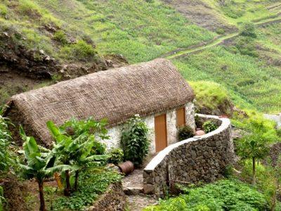 Cha de Igreja - Santo Antao - Kap Verde