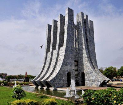 Kwame Nkrumah Memorial Park - Accra - Ghana