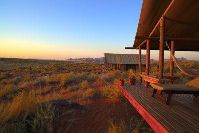 Lodge - Namib Rand Reserve - Namibia
