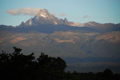 Mount Kenia - Mount Kenia National Park - Kenia