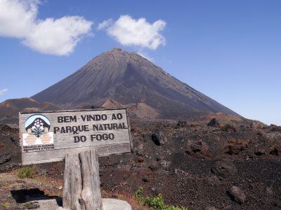 Kap Verde Wandern und Baden -Kapverden Gruppenreise -Pico do Fogo - Nationalpark Fogo - Kapverdische Inseln