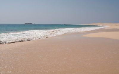 Rundreise Kamerun -Kamerun Reise -Strand - Kribi - Kamerun