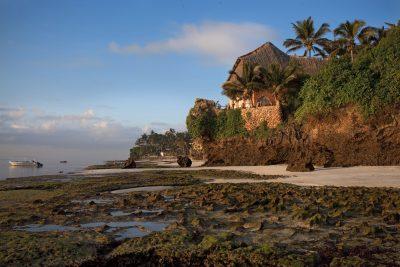 Strand - bei Mombasa - Kenia