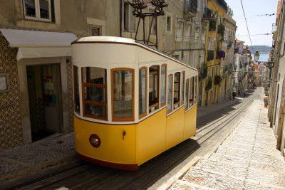 Kapverden AktivurlaubTram - Lissabon - Portugal