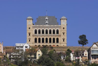 Gruppenreise Madagaskar -Castle of the Queen - Antananarivo - Madagaskar