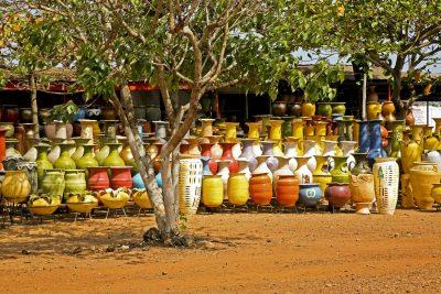 Markt - Accra - Ghana