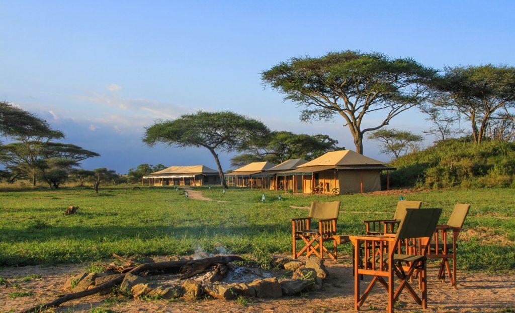 Zentrale Serengeti - Baobab Camp