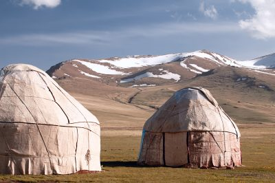 Kirgistan Individualreise -Jurtencamp - Berge - Kirgistan