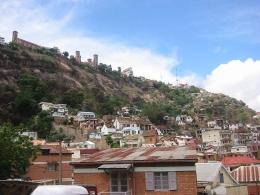 Rova Palast in Antananarivo