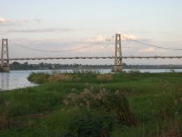 Brücke bei Tete