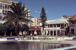 Stadtkern von Beira