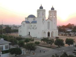 Kathedrale in Nampula - Mosambik