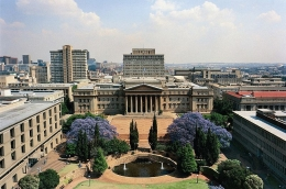 Universität in Johannesburg