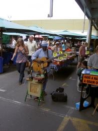 Markt in Johannesburg