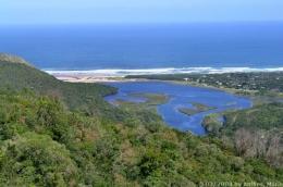 Lagune im Natures Valley