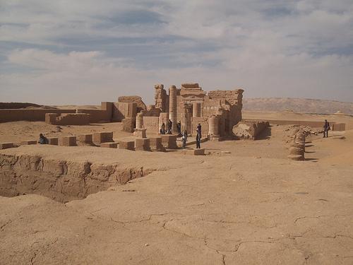Die Nationalparks Marokkos umfassen auch historische Stätten