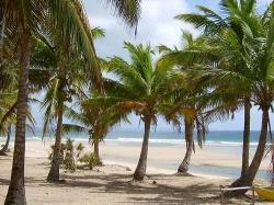 Strand Mosambik - www.roundtheearth.de