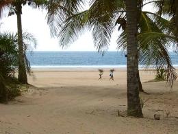 Strand in Mosambik - www.roundtheearth.de