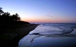 Sonnenuntergang Mosambik - www.roundtheearth.de